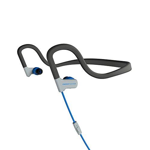 Energy Sistem Sport 2–InEar-Sportkopfhörer (neckband-fit, Technologie Sweatproof, Mikrofon, Playback Control)