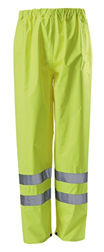 Price comparison product image Blackrock 80202 Yellow High Visibility Over Trousers EN20471,  Class 1