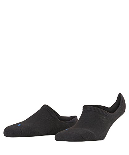 FALKE Damen Cool Kick Invisible Füßlinge, black (3000), 39-41