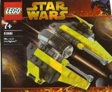 LEGO 6966 Star Wars – Kampfflieger Highlights Jedi Mini