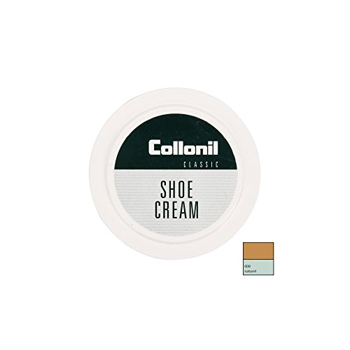 Collonil Shoe Cream, Cirage - Beige (Naturel), 50 ml