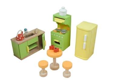 """Le Toy Van - 15052 - Juguetes de madera - Cocina """"Sugar Plum""""/""""Tutti Frutti"""" (surtido) por Le Toy Van"""