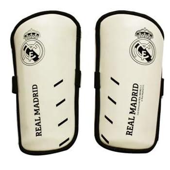 Espinillera del Real Madrid...