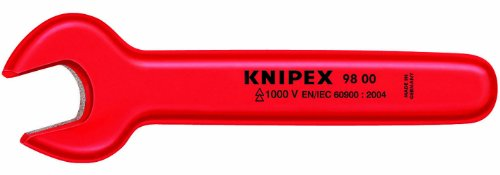 Knipex 98009/161000V isoliert 9/16Open End Schraubenschlüssel
