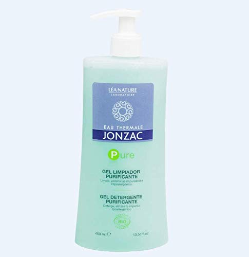 LÉA NATURE Jonzac Pure gel limpiador purificante 400 ml