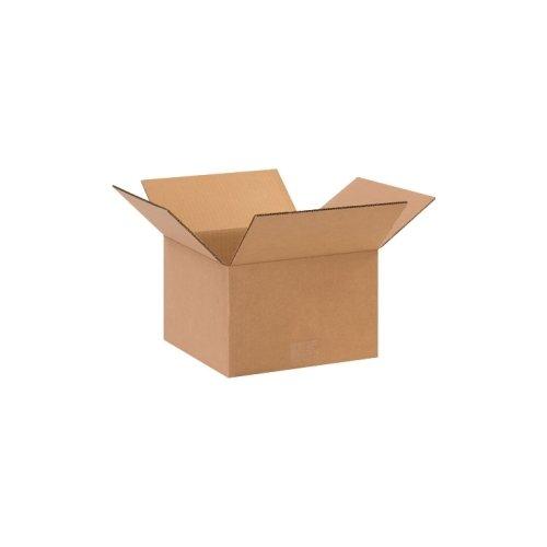 Box Partner Boxen aus Wellpappe, 25,4x 15,2cm–25-Pro Bundle