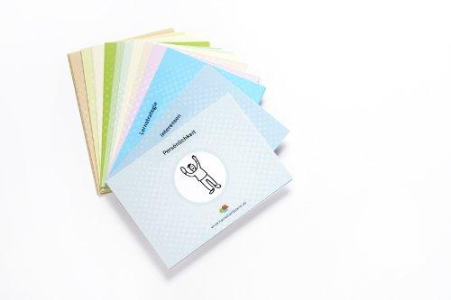 MEINE STÄRKEN und ICH: Kartenset 120 ressourcenorientierte und anregende Fragen aus 18 lernbezogenen Themenbereichen