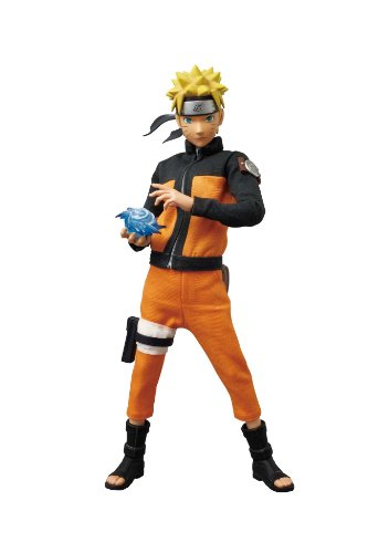 Naruto Shippuden Medicom Project BM Action Figure Naruto (japan import)