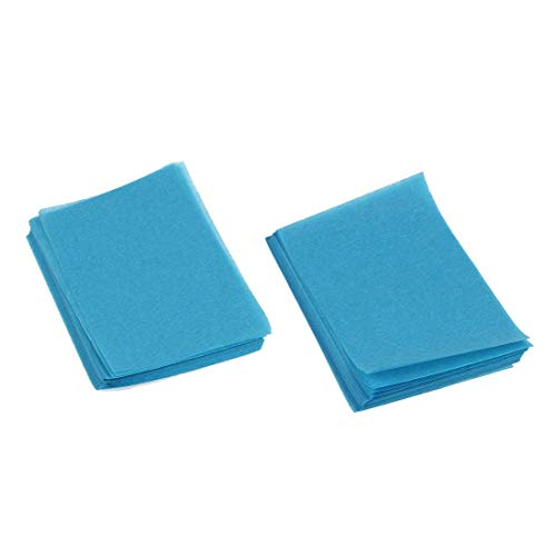 Oil Blotting Paper - 100 Blatt Gesichtsabsorption Ölfilm Tissues Makeup Control Blotting Papiere Makeup Tools - Blotting-papier