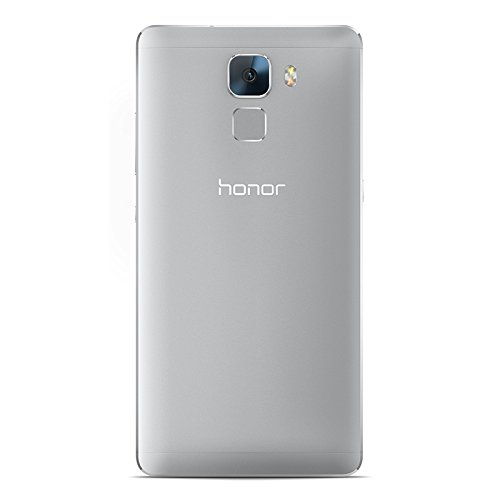 Honor 7 Smartphone (13,2 cm (5,2 Zoll) Touchscreen, 16GB interner Speicher, Android OS) silber - 3