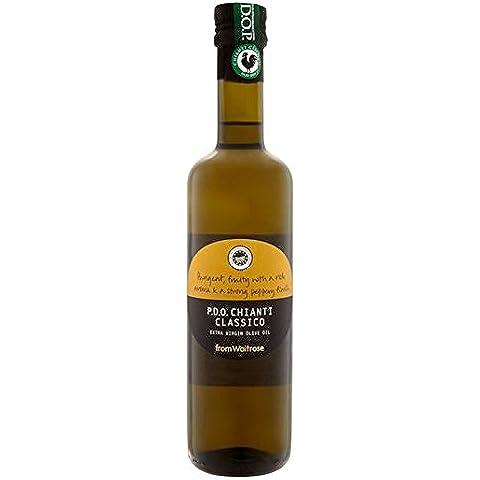 500ml Chianti Classico Aceite de Oliva Virgen Extra Waitrose