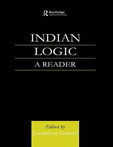 Indian Logic: A Reader