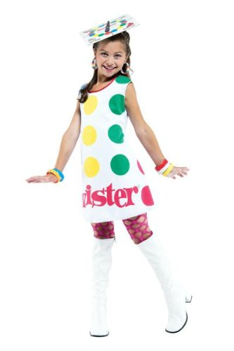 Twister License Child M 7-8 (Kostüm Spiel Twister)