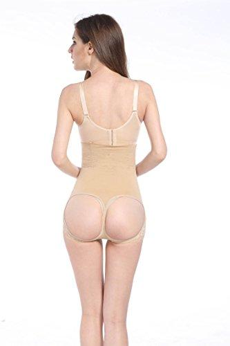 Shapewear Beige Kolben Kurzschluss Steuerung Heber Bauch Frauen Panty Cincher Taille Jungen dZqBU6vx