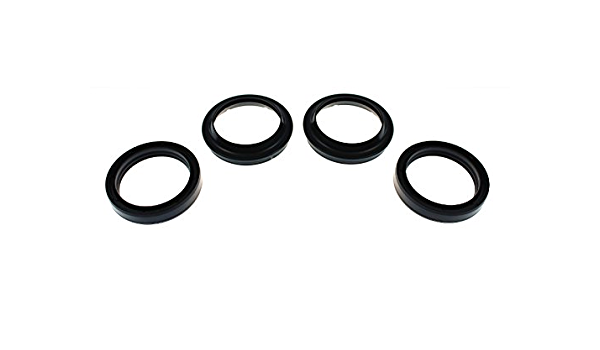 Gabe Fork Seal Kit With Dust Caps 56 Yamaha Audio All Balls Racing Auto