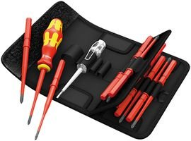 Preisvergleich Produktbild VDE SLIM SCREWDRIVER SET, 16PC KK VDE 60IS/65IS/67IS/16 By WERA