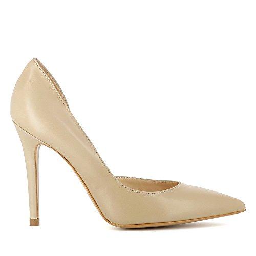 Evita Shoes Alina, Scarpe col tacco donna Beige