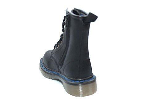 Mr Shoes , Bottes fille Noir