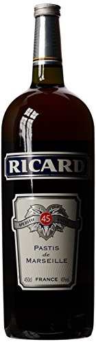 RICARD BOUTEILLE 4,5 LITRES