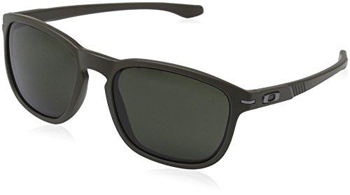 Oakley Sonnenbrille Enduro, Olive Ink W/Warm Grey, One size, OO9223-11 (Oakley Sonnenbrille Grün)