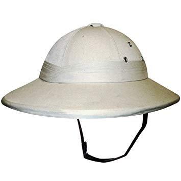 (Safari Hat Beige Fancy Dress)