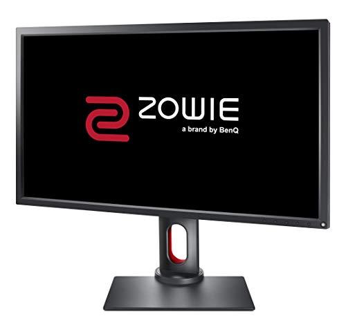 BenQ ZOWIE XL2731 27-Zoll Monitor (Gaming, 144Hz, 1080p 1ms, Black eQualizer, Color Vibrance-Technologie, Höhenverstellbarer Sockel)