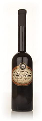 Chocolate Orange Brandy Cream Liqueur by Lyme Bay 50cl Bottle