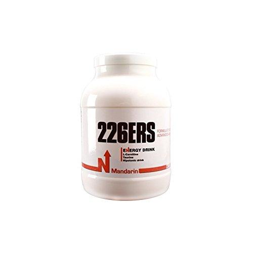 226ERS Energy Drink Bebida Energética, Sabor Frutos Rojos - 1060 gr