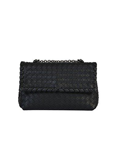 bottega-veneta-femme-405739v00168175-noir-cuir-sac-porte-epaule