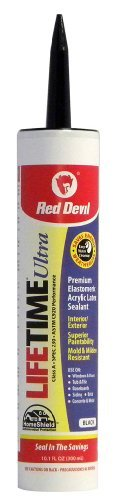 red-devil-077060-lifetime-ultra-premium-elastomeric-acrylic-latex-sealant-101-ounce-black-by-red-dev