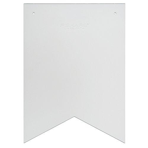 Fiskars Lia Griffith designer Pennant Teal Green/White