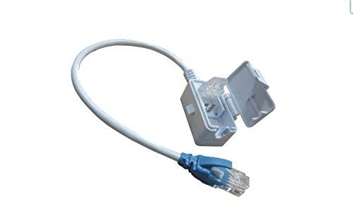 Preisvergleich Produktbild Tool-Less 2 Paar Cat5e RJ45-Anschluss IPTV Toolless RJ45-Anschluss (X 2)