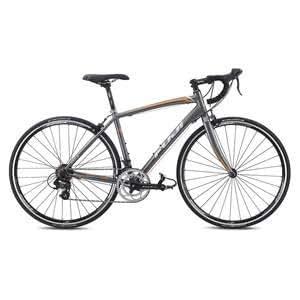 Vélo Femme FUJI Finest 2.3 Gris Orange - taille cadre: 44