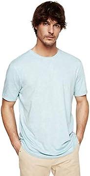 Springfield - Basic T-Shirt - blue/green