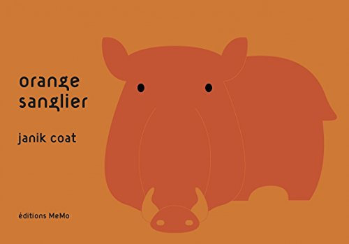 Orange sanglier