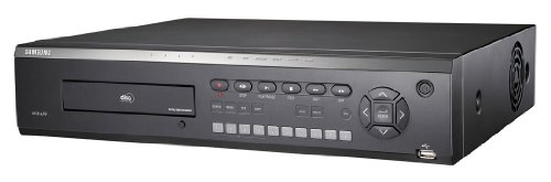 SS288 - SAMSUNG SVR-450 4 CHANNEL DIGITAL VIDEO RECORDER DVR CCTV 320GB MPEG-4 by Samsung - Mpeg4 Digital Video