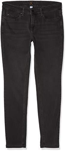 MAC Jeans Damen Dream Skinny Jeans, Grau (Dark Grey Used Wash D975),...