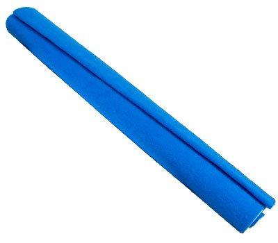 Moquette acustica adesiva per rivestimento box colore blu cobalto. dimensioni cm70x140