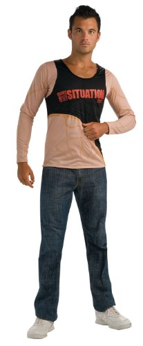 Crazy Dog Tshirts Jersey Shore The Situation Costume ()