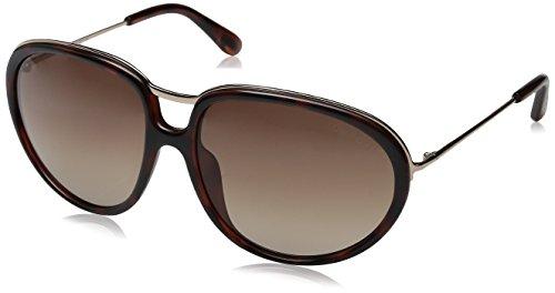 Tom Ford Herren Sonnenbrille Mehrfarbig 71T Einheitsgröße