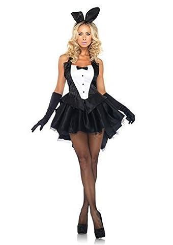 Costumes Bunnies - Mesdames 5 Pièce Sexy Playboy / Bunny