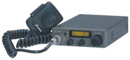 Stabo XM3082 mit Einbaurahmen (Cb-funk Kleine)