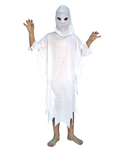 Schrecklicher Geist Kostüm - 7-9 Jahre (Halloween Ninos Para De Disfraces)