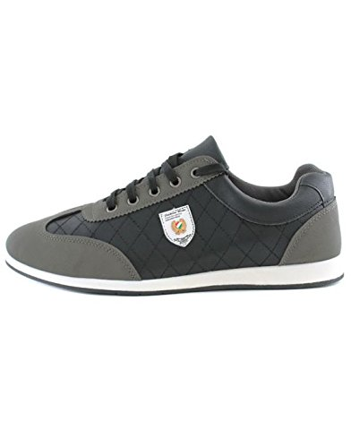 Elong - Sneakers fashion pour homme Elong B066 Noir Noir