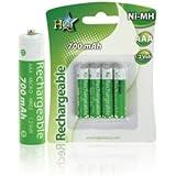 Systafex batería batería de repuesto batería AAA–Teléfono inalámbrico para teléfono Gigaset C300C430Duo Trio