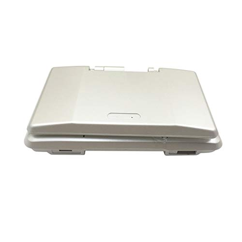 Ersatz Hülle Decken für die Nintendo DS Konsole - Ersetzen Gehäuse Anti  Scratch Hülse mit Aufkleber Stift Kits für Nintendo DS NDS Konsole (Weiß) cd8e481b90