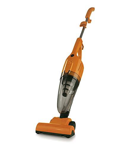 Staubsauger cleanmaxx Vario 3in1 beutellos 800 W in orange Bodenstaubsauger Handstaubsauger Zyklon-Technologie Bürstsauger Vario