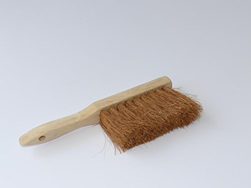 (4,49€/Stück) Handfeger - mit Kokos Fasern - Zimmerbeser - Naturbesen - 28cm lang