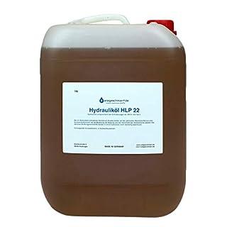 Hydrauliköl HLP 22 ISO VG 22 nach Din 51524 Teil 2 (10 Liter)