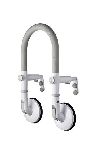 RIDDER Badewannen-Einstiegshilfe mit Saugern weiß